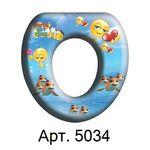 Сиденье для унитаза AQUA-Prime BABY 5034 1/30