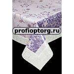 """Скатерть ПВХ MEIWA FPLUS-191 132*178 (52""""х70"""") (WH/PK) (10)"""
