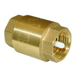 Обратный клапан с пласт. сердечником 1 1/4 AQUALINK