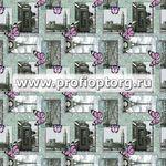 "Клеенка б/основы  ""ORCHID"" ТТ-5052А (20м)"