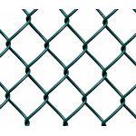 Арт.60/60-2,8 (1,8х25м) Сетка рабица металл. с ПВХ покрытием