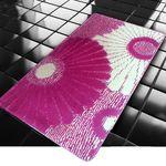 Коврик для в/к BANYOLIN CLASSIC COLOR из 1 шт 60х100см Цветы 11 мм (розовые) 1/40