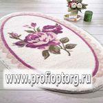 Коврик для в/к CONFETTI BELLA из 1 шт 66х107см ROSA  (розовый)
