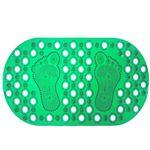 Spa-коврик д/ванны AQUA-PRIME Массажный 66х33см (зеленый) 1/20