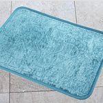 Коврик для в/к AQUA-PRIME FOOT из 1 шт 40х60см (бирюзовый) 1/70