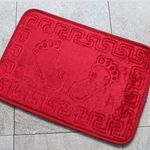 Коврик для в/к AQUA-PRIME FOOT из 1 шт 40х60см (красный) 1/70