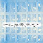 Штора для в/к 3D SweetSun ПВХ 180х180 (голубой) 1/25