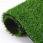 Трава искусственная CONFETTI Tropicana 15 1х2м (зеленая)