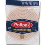 Уплотнитель дверной поролон Турция Polipak 64 шт.
